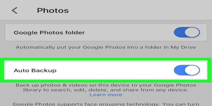 Cara Menyimpan File di Google Drive lewat iPhone