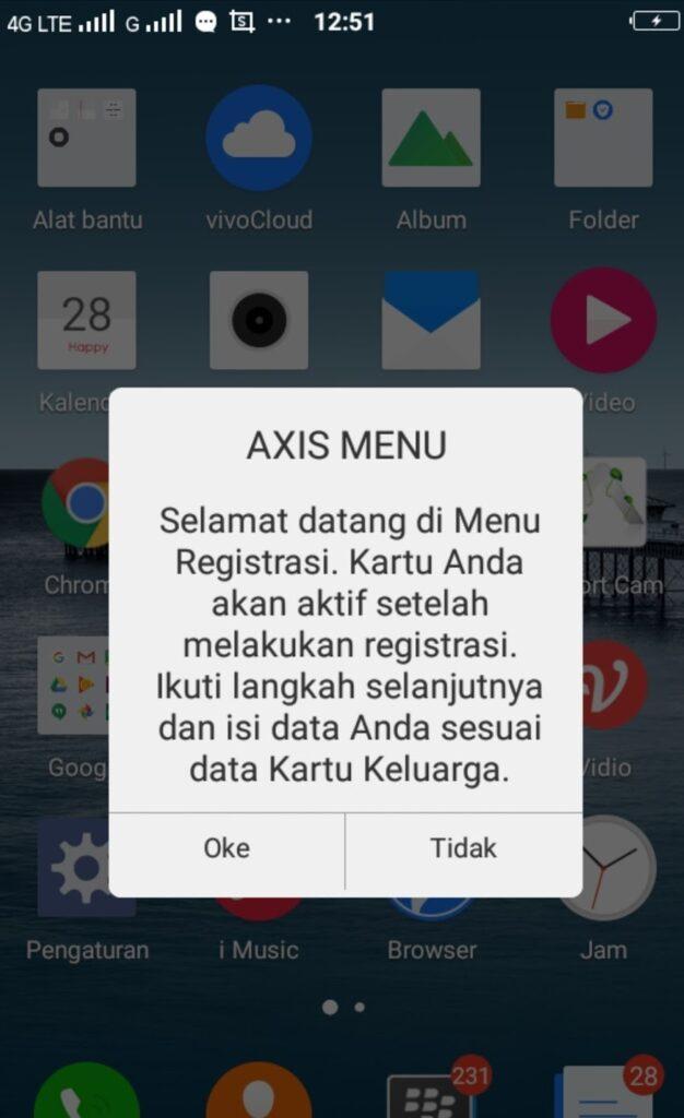 Cara Registrasi Kartu Axis Tanpa Ribet Bagi Pengguna Baru