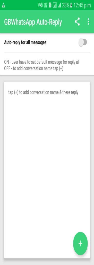 Fitur yang Ada Dalam Whatsapp GB