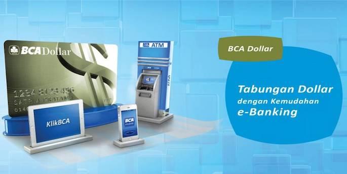 Tabungan BCA Dollar