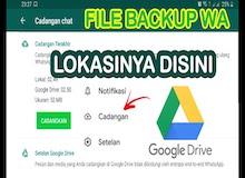 21+ Cara Cek Storage Google Drive mudah