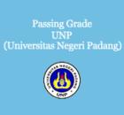 passing grade universitas negeri padang